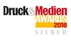Druck und Medien Awards 2016